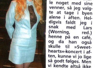 I byen med fremmed mand (Billedbladet 2002)