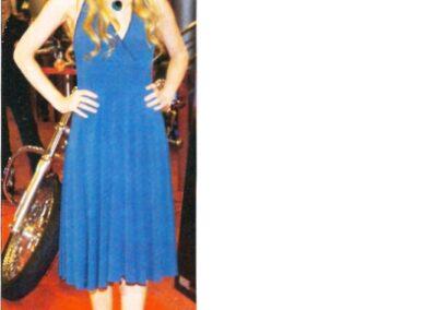 Vero Moda kjole (Billedbladet 2009)