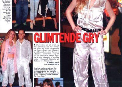 Glimtende Gry (Billedbladet 2003)