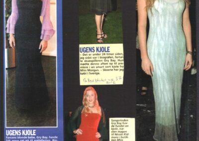 Ugens kjole (Billedbladet 2001)