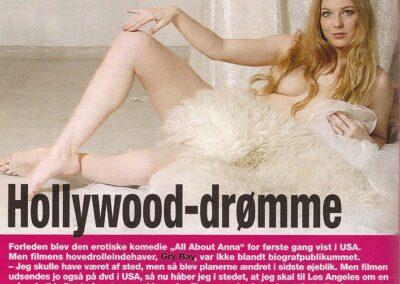 Hollywood-drømme (Her og Nu 2007)