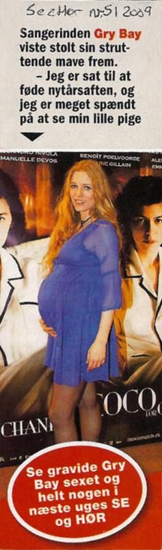 Se gravide Gry Bay